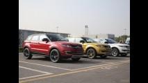 Land Rover vai questionar autoridades sobre plágio no caso do Landwind X7