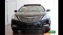 Segredo: Hyundai Azera também passará por facelift