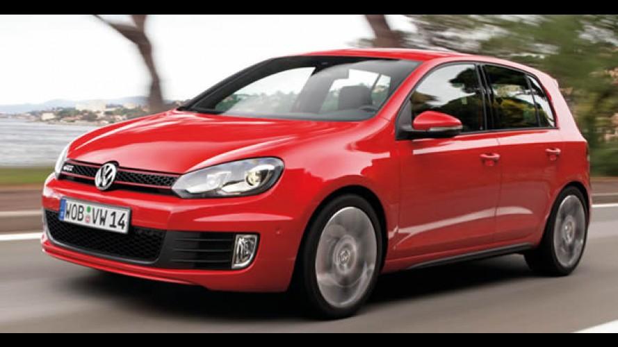 Europa: Golf e VW lideram vendas em 2009 - Veja o Top 10 de marcas e modelos