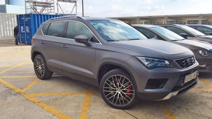Photo SEAT Ateca Cupra