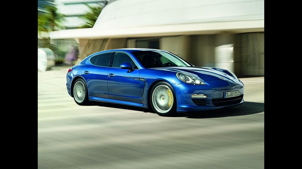 Porsche bate recordes e tem melhor ano da história em 2012