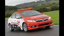 Teste Rápido: Uma volta no Honda Civic Indy Pace Car de 270 cv