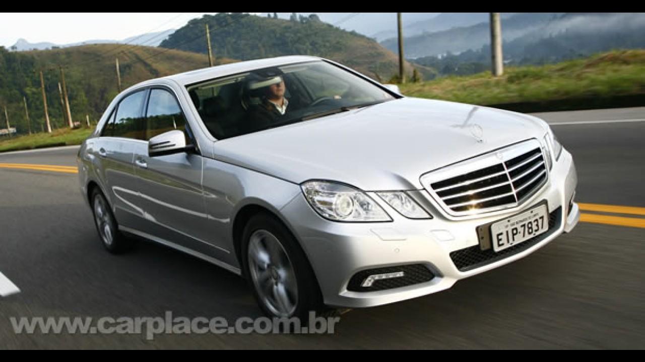 Mercedes cresce 18% nas vendas globais em maio - Resultado na China é destaque