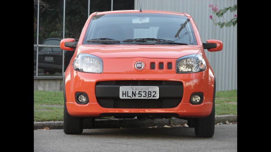 Fiat lança linha 2013 do Novo Uno com algumas novidades - Preço inicial é de R$ 24.260