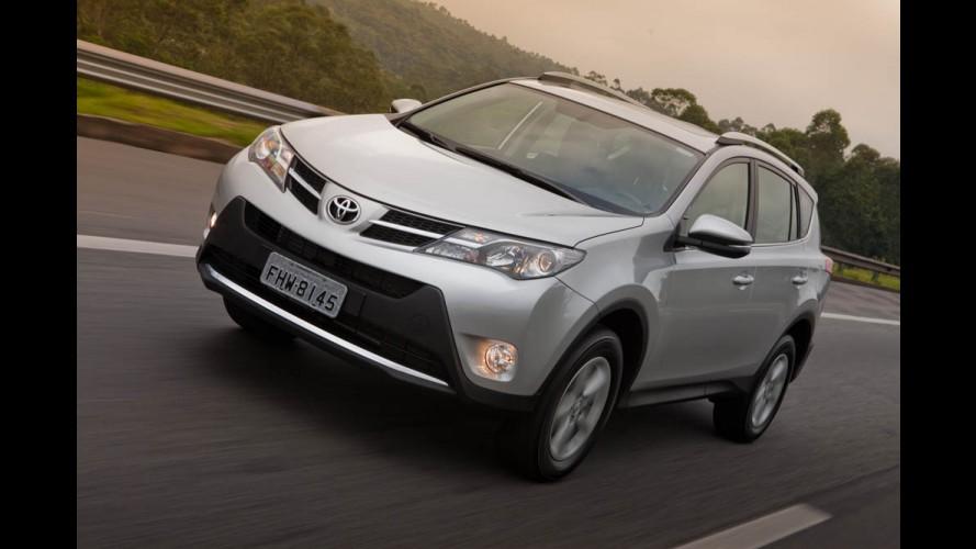 Toyota considera crossover menor que o RAV4 para brigar com EcoSport e cia