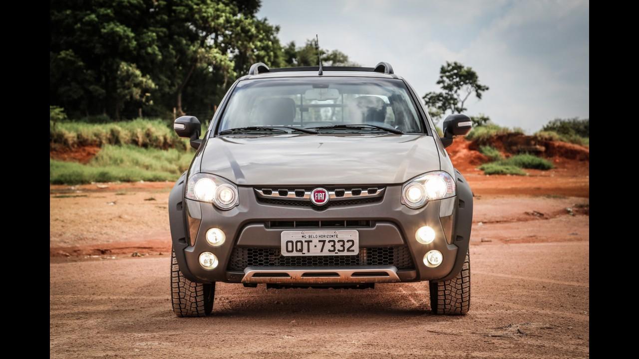Fiat lança Strada 2015 e comemora 1 milhão de unidades vendidas no Brasil