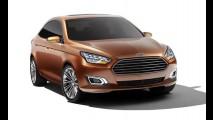 Galeria de fotos: Ford Escort Concept 2013