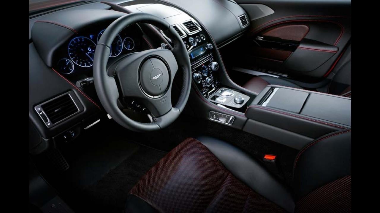 Aston Martin Rapide S 2013 é revelado - Veja a galeria de fotos