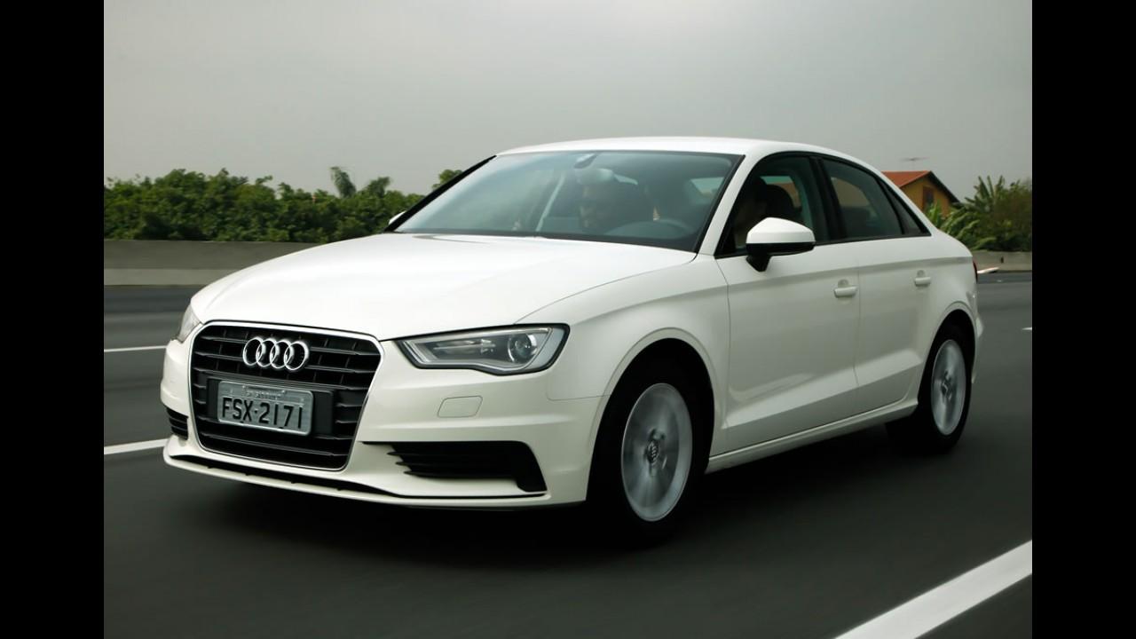 Volta Rápida: Audi a preço de Corolla, A3 Sedan 1.4 surpreende