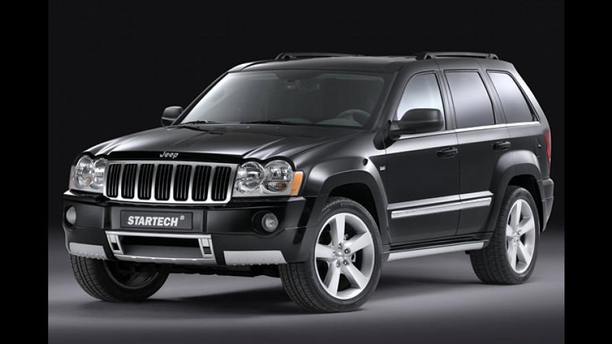 Startech-Jeep: Mehr Diesel-Power für den Chef-Indianer