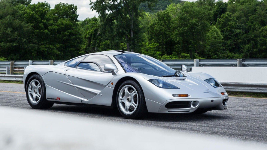 First McLaren F1 Imported To The U.S. For Sale