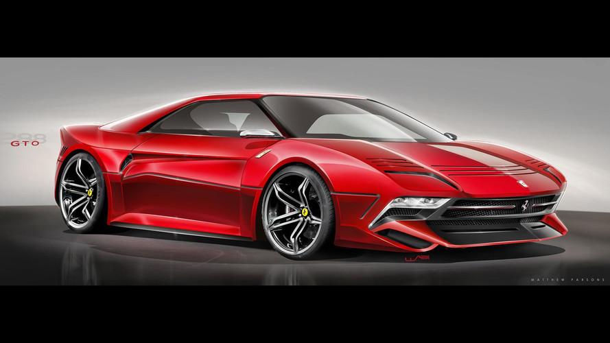 Nos imaginamos el regreso del Ferrari 288 GTO