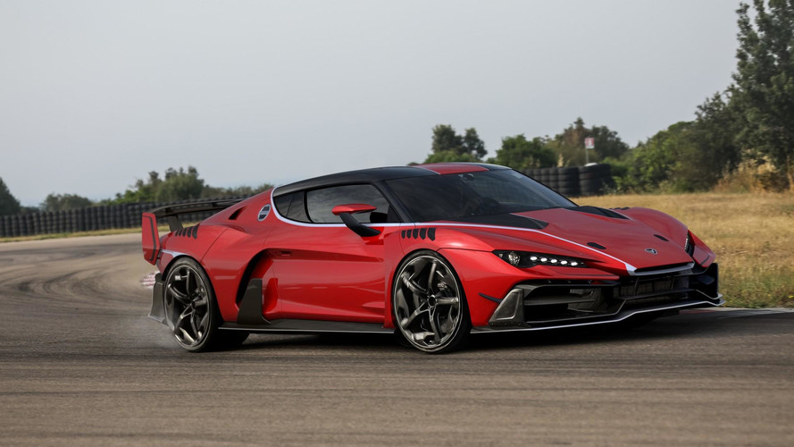 You Can Have This Italdesign Zerouno For Bugatti Chiron Money