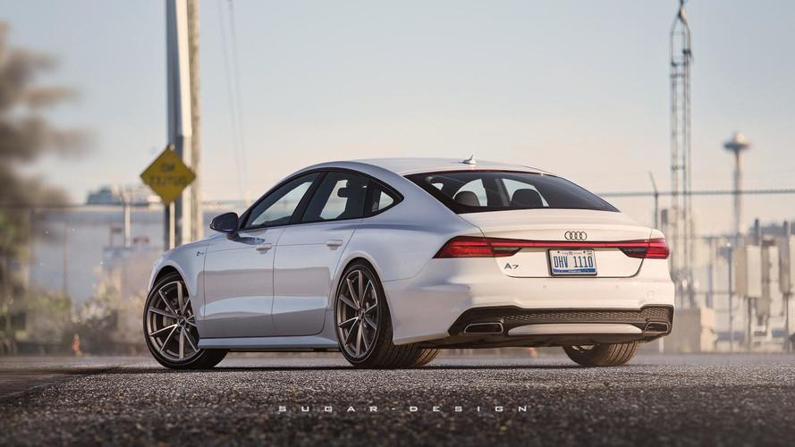 Audi A7 Sportback 2018, así podría ser su imagen definitiva