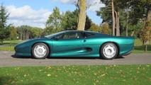 Jaguar XJ220 25 aniversario