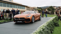 BMW Z4 Konsepti: Pebble Beach Concours
