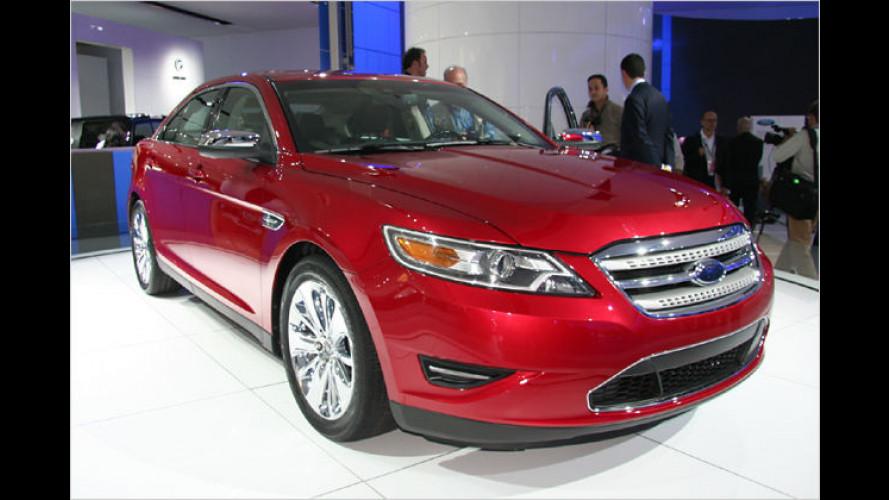 Zwölf Monate zu früh dran: Ford USA bringt neuen Taurus