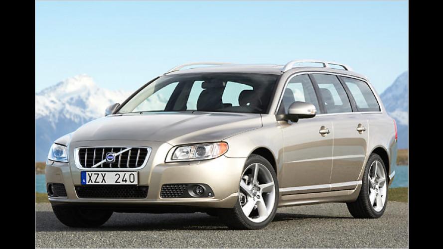 Volvo stellt dritte Generation des V70 in Genf vor