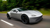 2019 Aston Martin V8 Vantage Pre-Production