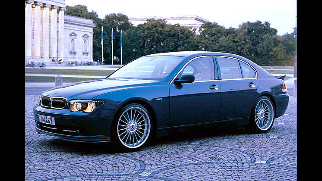 BMW Alpina B7 Switch-Tronic