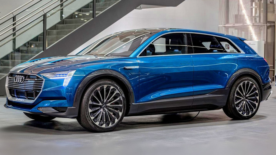 Audi Opens Reservations For E-Tron Quattro, Arrives In 2018