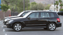 2012 Mercedes-Benz GLK facelift spied 20.07.2011