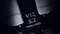 Aston Martin DB11 teaser