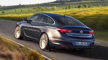 2016 Opel Insignia rendering previews sleek and sporty sedan