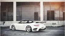 Porsche 911 Turbo Cabriolet with ADV.1 wheels, 1024, 23.12.2011