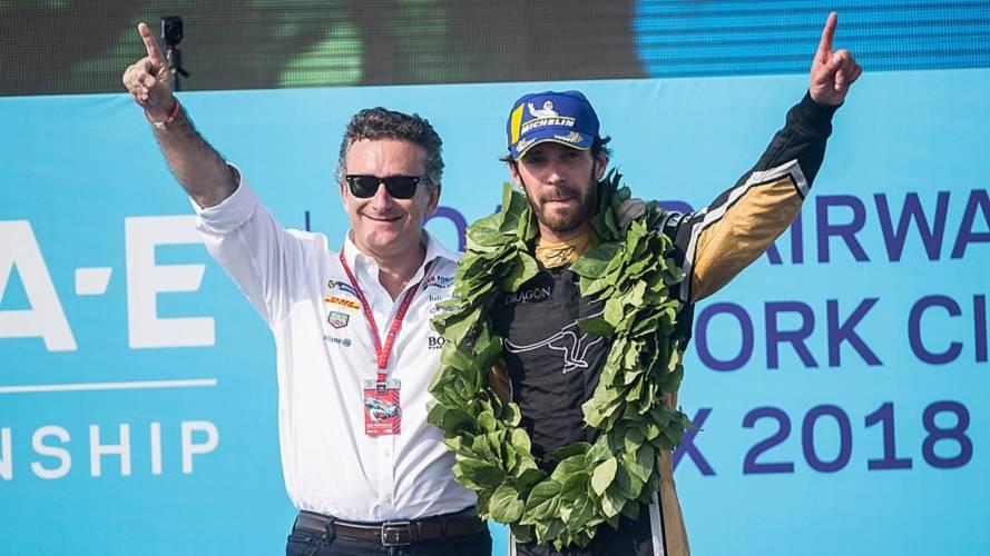Vergne, sacré champion en Formule E !