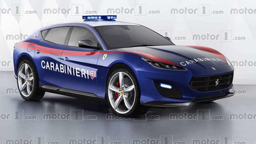 SUV Ferrari ai Carabinieri? Marchionne non lo esclude, anzi...