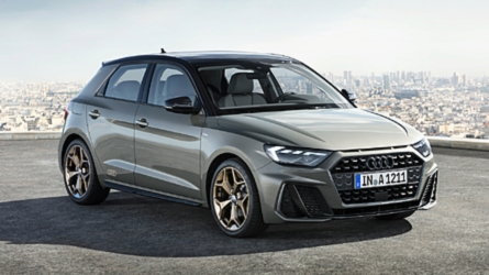Csak ötajtósként, benzinmotorokkal: itt az új Audi A1