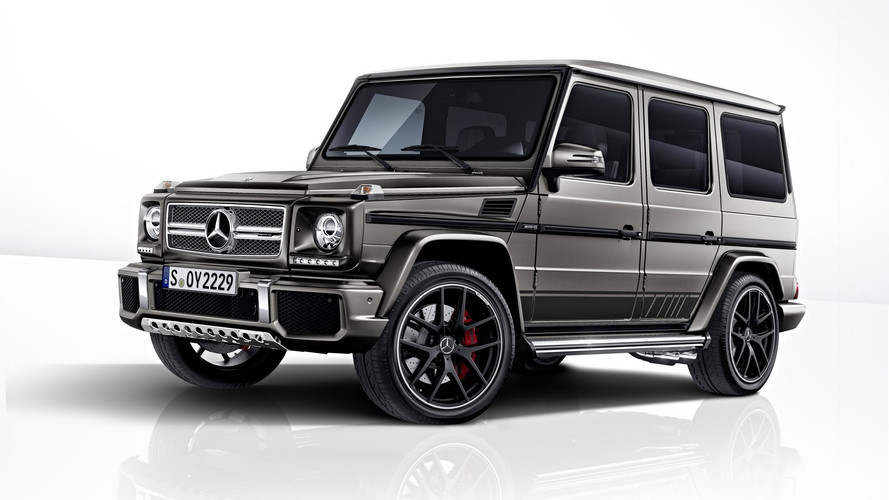 Mercedes-AMG G63 és G65 Exclusive Edition