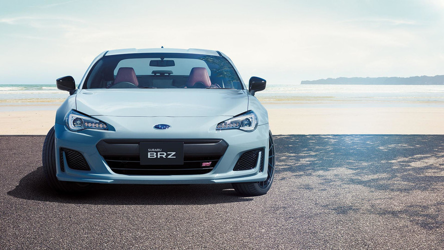 Subaru BRZ STI Sport 2018