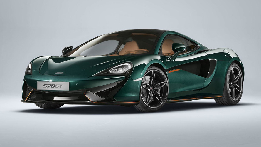 McLaren 570GT XP Green By MSO