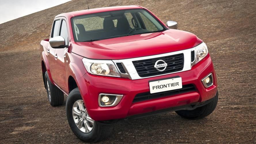 Nissan Frontier pode ganhar versão radical em resposta à Ranger Raptor