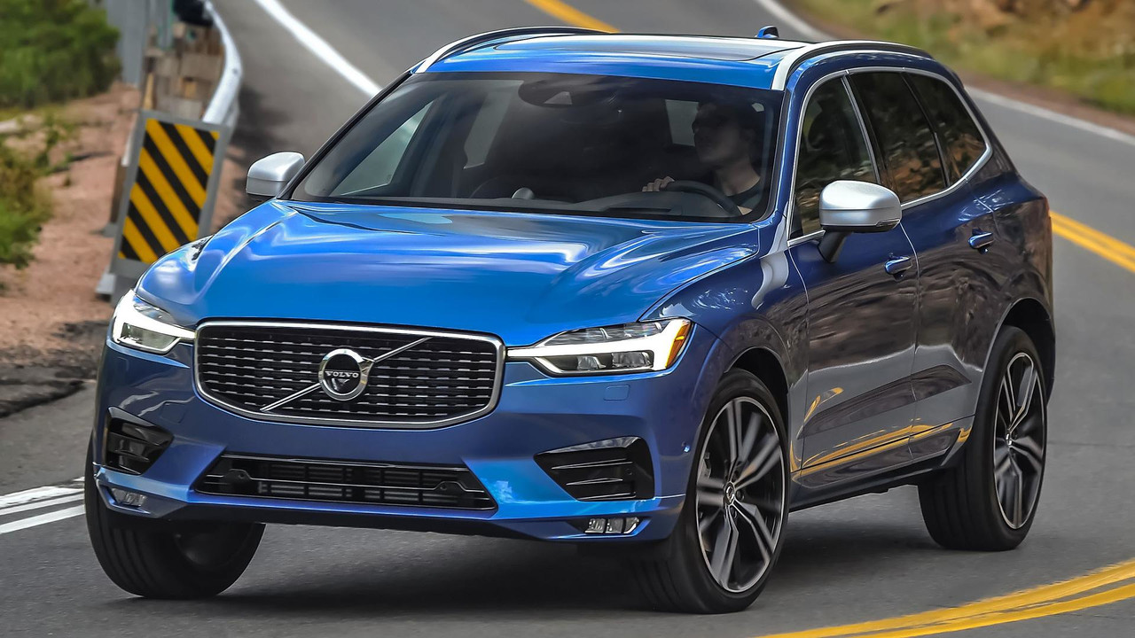 New 2018 Volvo XC60 Review Photo