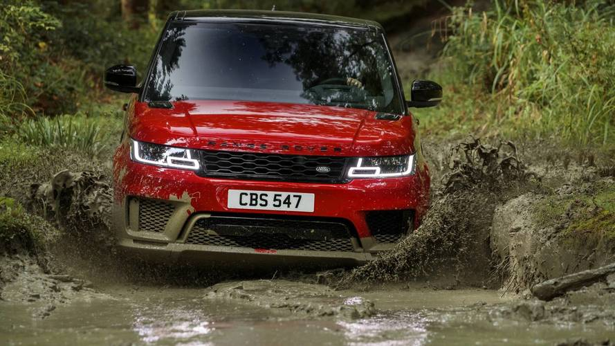 2018 Range Rover Sport all versions