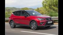 Neues Kompakt-SUV Seat Arona im Test