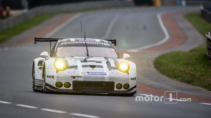 #91 Porsche Motorsport Porsche 911 RSR- Nick Tandy, Patrick Pilet, Kevin Estre