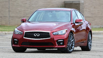 2016 Infiniti Q50 Red Sport 400: Review