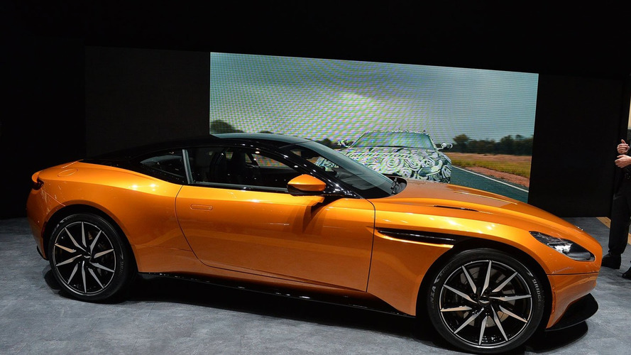 Aston Martin DB11 off to a strong start
