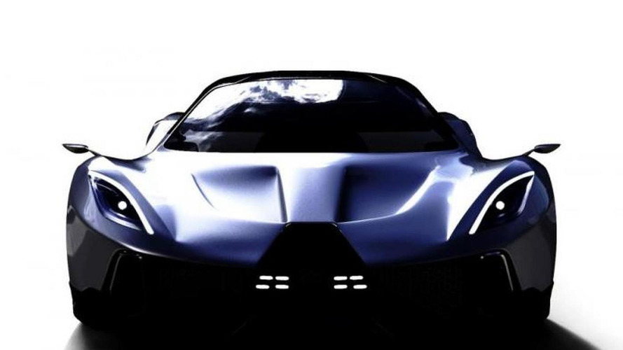 PSC Motors previews 1,700 bhp plug-in hybrid supercar called SP-200 SIN