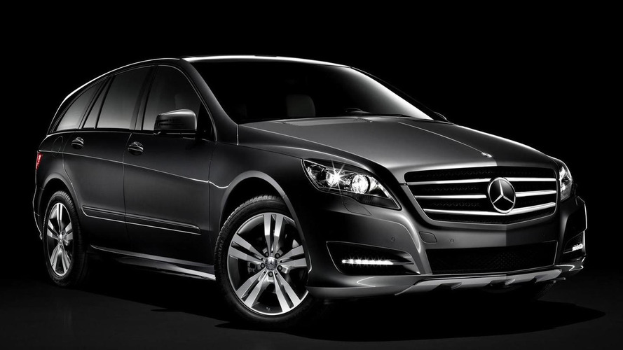 AM General starts Mercedes-Benz R-Class production in Indiana