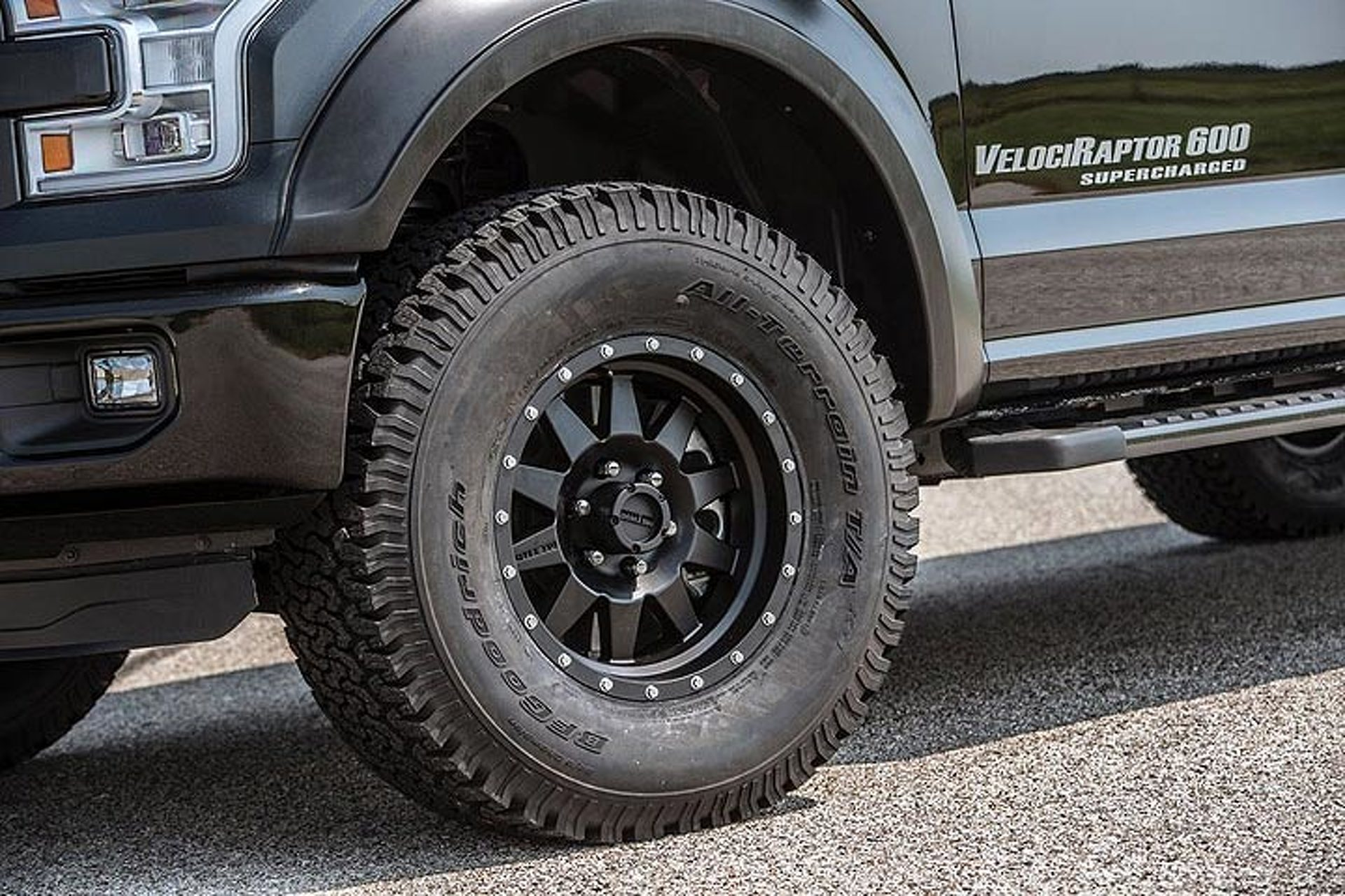 Need a 2015 Ford Raptor? Hennessey Has You Covered