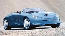 1992 Ford Ghia Focus concept