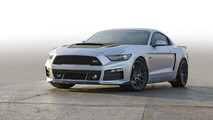 Roush P-51 Mustang Tribute