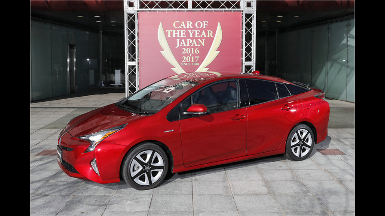 Platz Zwei: Toyota Prius