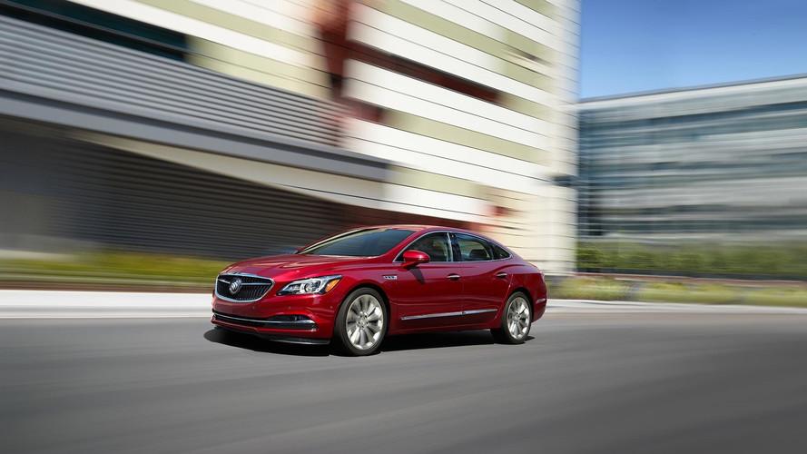 2018 Buick LaCrosse Gets Standard Hybrid Powertrain, Lower Price