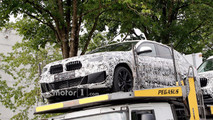 BMW X2 Front End Spy Photos